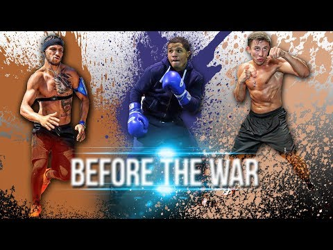 Boxing Training Motivation 2018 | BEFORE THE WAR