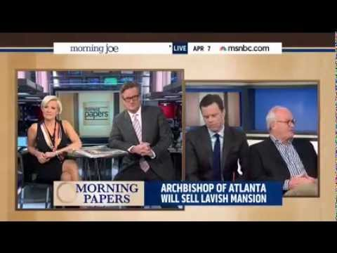 Mike Barnicle on Morning Joe on MSNBC (7 April 2014)