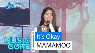 [Special stage] MAMAMOO - It