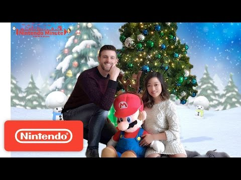 2016 Game of the Year Part 1 – Nintendo Minute