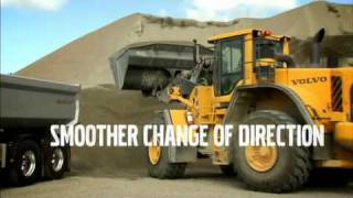 Volvo OptiShift for Wheel Loaders - L150F, L180F and L220F