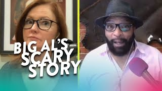 Big Al's Scary Story