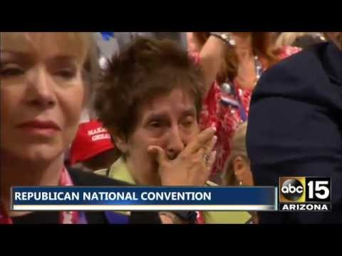 POWERFUL! ♥ FULL SPEECH: Patricia Smith, mother of Benghazi victim - Republican National Convention