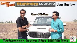 Mahindra Scorpio S2 User Review After One Year