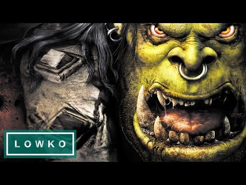 Warcraft 3: REIGN OF CHAOS!
