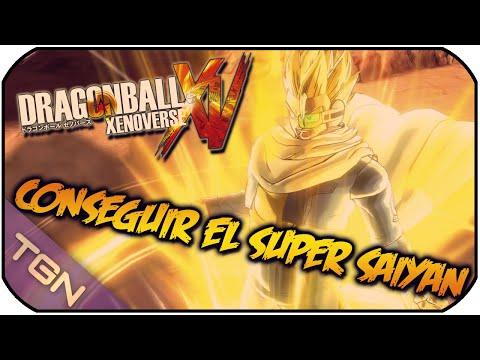 GUIA DRAGON BALL XENOVERSE | CONSEGUIR SUPER SAIYAN RÁPIDO Y FÁCIL BY CUSTEM