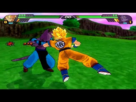 Dragon Ball Z Budokai Tenkaichi 3 Version Latino *Goku vs