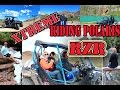 Xtreme 4X4 Polaris RZR on Poughkeepsie Gulch Trail & Camping at South Mineral Silverton, CO