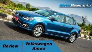 Volkswagen Ameo Review | MotorBeam