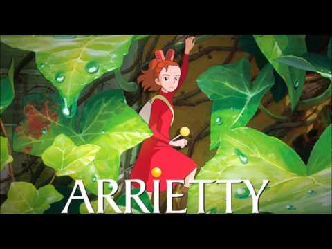 Arrietty's song English Lyrics