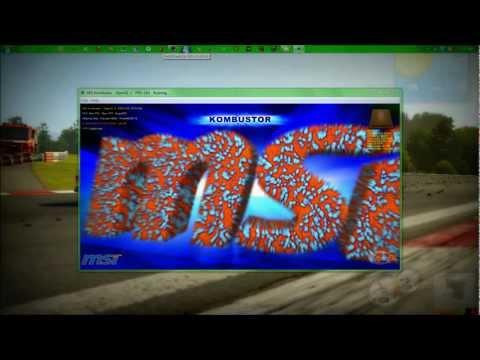 GeForce GTX 660M Benchmark Results
