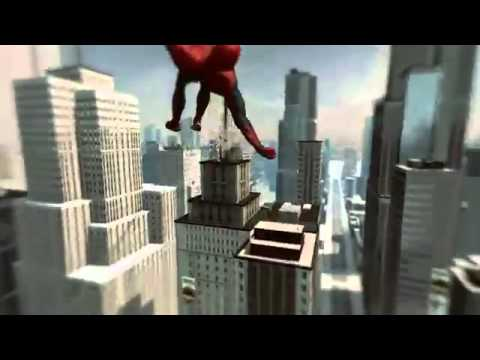 E3 2012: Trailer The Amazing Spider-Man Game.