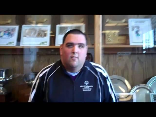 Meet Special Olympics Vermont Athlete Scott Brunelle