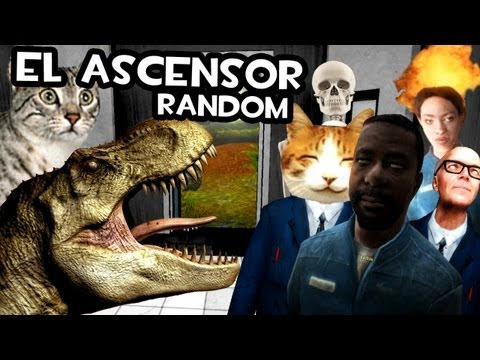 EL ASCENSOR | La Gran Aventura RANDOM w/ EDDisplay