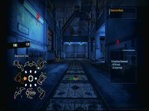 Batman: Arkham Asylum Silent Knight (Extreme) Predator Challenge