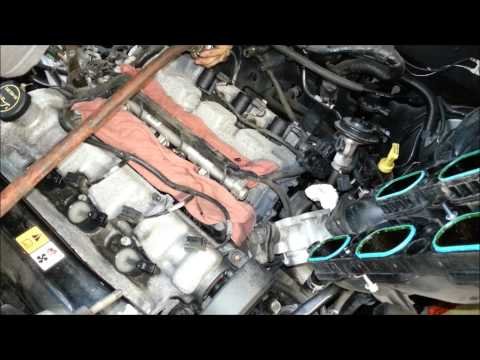 Ford Escape 3.0 V6 spark plug change