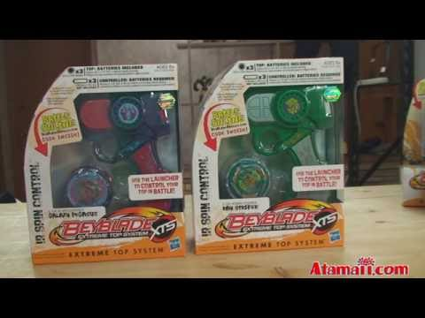 Beyblades IR Spin Controller Beyblade Toy Review