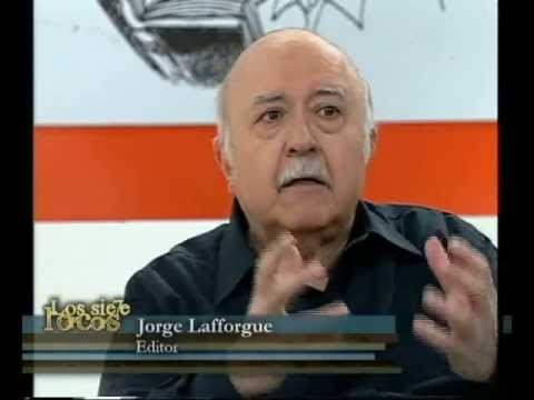 Jorge Lafforgue en Los siete locos