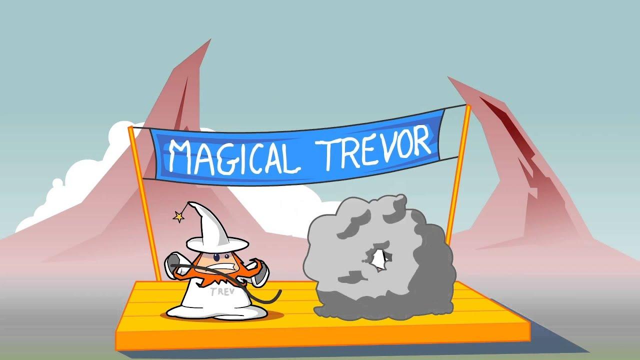 Magical Trevor Wallpaper Magical Trevor 1 | Official