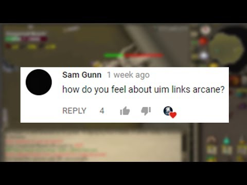 Answering Your Questions | Ultimate Ironman Q&A RuneScape