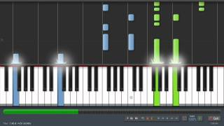 Download Lagu Linkin Park - Iridescent - Adrian Lee Version (piano tutorial) Gratis STAFABAND