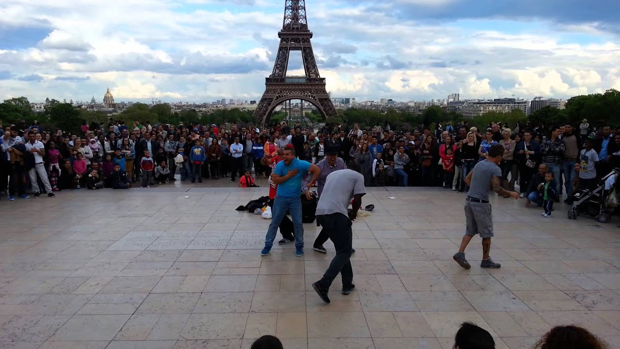 Paris Dance Street Dance in Paris