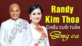 Song Ca RANDY KIM THOA 2018 - Nhạc Vàng Bolero Gây Chấn Động Hàng Triệu Con Tim