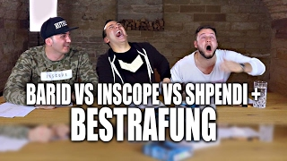 BARID VS INSCOPE VS SHPENDI + BESTRAFUNG | BARID
