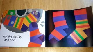 Pair of Socks by Stuart J. Murphy illustrated by Lois Ehlert