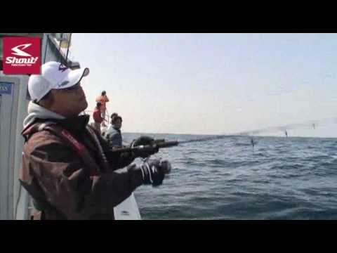 福岡県海楽隊でのジギング動画 後半