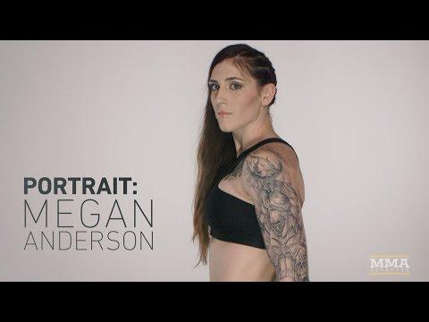 Portrait: Megan Anderson - MMA Fighting