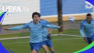 Youth League highlights: Dortmund 3-4 Atlético