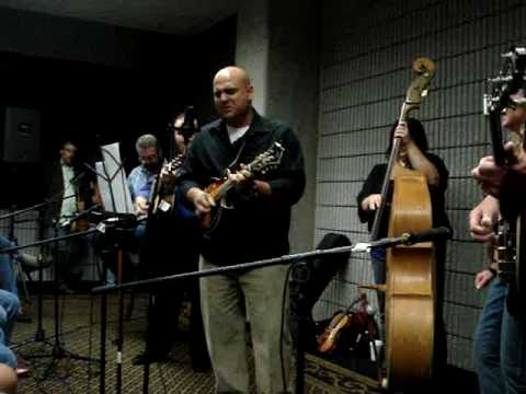 Frank Solivan with Bill Emerson and The Sweet Dixie Band (IBMA 2008)