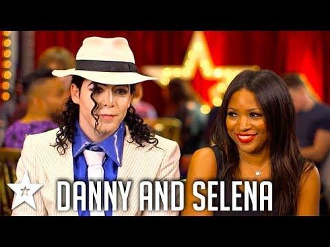 Michael Jackson Tribute Act on Britain's Got Talent 2018 | Got Talent Global