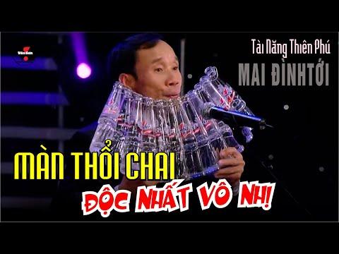 Thổi chai - Nghệ sỹ Mai Đình Tới [Vân Sơn 43 - Những cung điệu quê mình]
