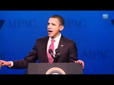 President Obama Speaks at AIPAC