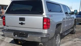 Used 2018 Chevrolet Silverado 2500HD Freeland MI Midland, MI #114426A