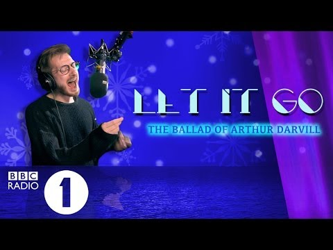 Let It Go  - The Dr Who Version by Arthur Darvill - #SurpriseKaraoke