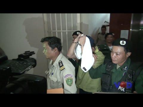 Thaong Sarat Sent To Prey Sor Prison