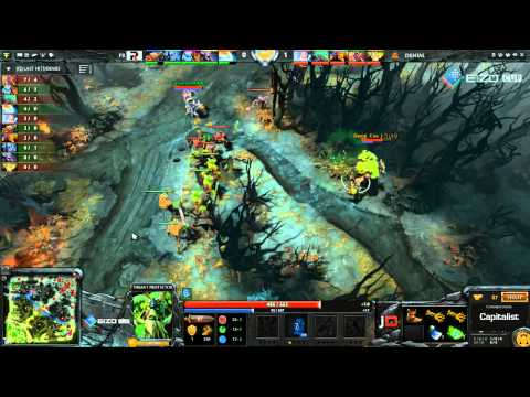 Power Rangers vs Denial - Eizo Cup - @DotaCapitalist
