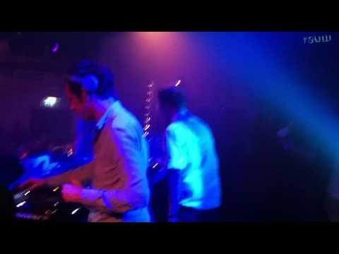 2ManyDJs @ RAUW Tivoli Utrecht 14-07-2012