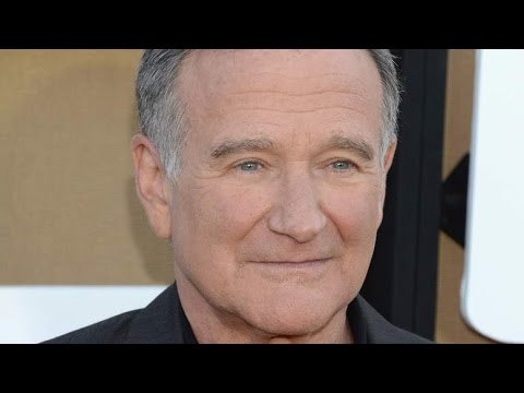 Robin Williams Dies In Suspected Suicide