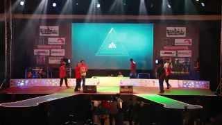BD HIP HOP FEST 2015 SHOW  JALALI SET(Official Video)