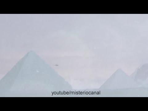 PIRÁMIDES EN LA ANTÁRTIDA VÍDEO (HD) 2013