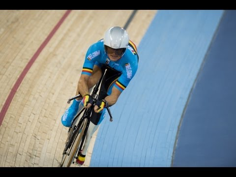 Cycling Track - LIVE - 2012 London Paralympic Games