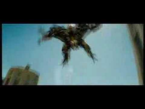 Trailer en castellano de Transformers La pelicula