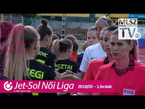 MTK Hungária FC - FTC-Telekom | 1-0 | JET-SOL Liga | 1. forduló | MLSZTV