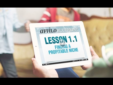 Affiliate Marketing For Beginners - Affiloblueprint 3.0 (Beginners Affiliate Marketing Tutorials)