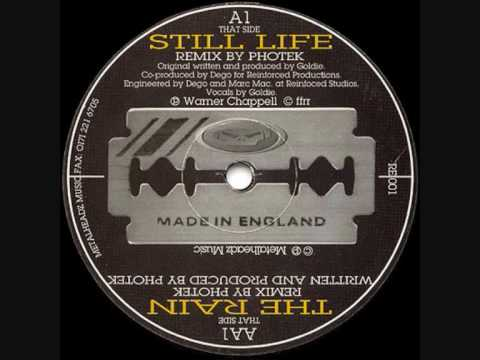 Goldie feat Dego - Still Life (Photek Remix)