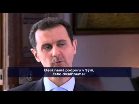 Interview with Bashar Assad for CT: The most precious thing we are trying to protect is secularism.